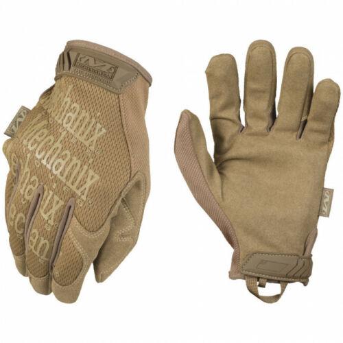 Mechanix Original Gloves Tactical Medium Coyote MG-72-009 FREE SHIPPING