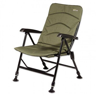 Wychwood NEW Carp Fishing Solace Recliner Arm Chair - Q6034
