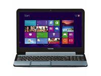 """Toshiba Satellite L955D-104, 15.6"""" Laptop, AMD Quad Core, 8GB, 750GB HDD"""