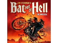 Meatloaf the music bat out of hell