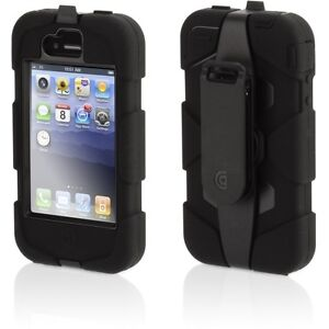 Griffin Survivor extreme case w/belt clip for ipod touch 4g uk seller 4th gen