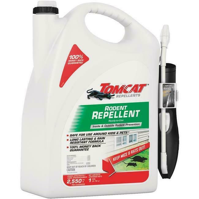 Scotts Ortho Roundup 251860 Gallon Rodent Repellent