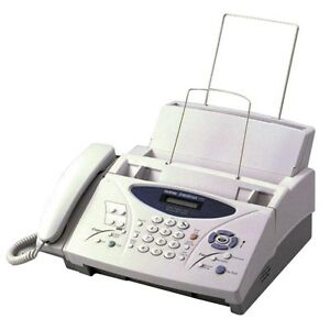 Fax Brother intellifax 775