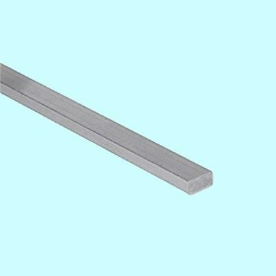 Stainless Steel Flat Bar Stock 14 X 34 X 6 Ft Rectangular 304 Mill Finish