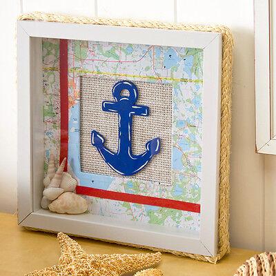 Ships ahoy 10 nautical craft ideas ebay for Nautical craft ideas