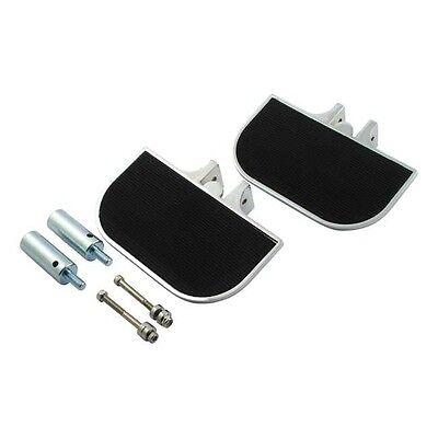 Mini Trittbretter Chrom für Harley - Davidson FX, FXR, FXST, XL
