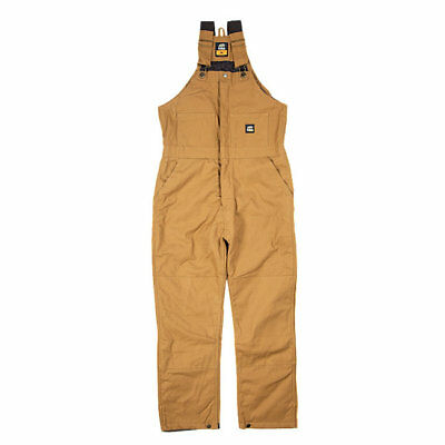 New! Berne Deluxe Insulated Bib Overall Deluxe Insulated Bib Overall
