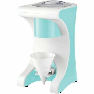 Brentwood Appliances Shaved Ice Machine Snow Cone Maker Stainless Steel Blades