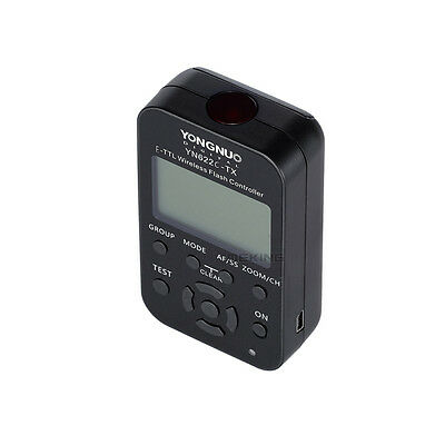 YN-622C-TX YN622 LCD TTL Wireless Flash Controller For YN685 Canon (Yn622c-tx)