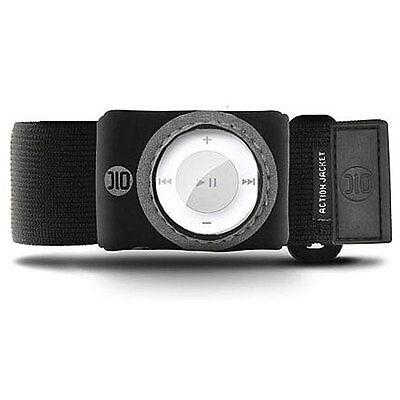 DLO 81619-17 Jacket Armband Case for Ipod Shuffle 2G Black