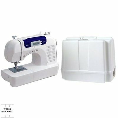Little Brother Sewing Machine Big CS6000i 60-Stitch Computerized Best Kids
