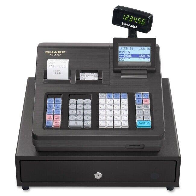 Sharp Cash Register - XEA407