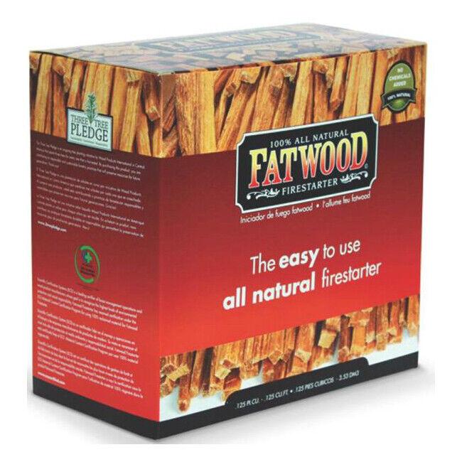Fatwood 9987 All Natural Firestarters, 5 lbs