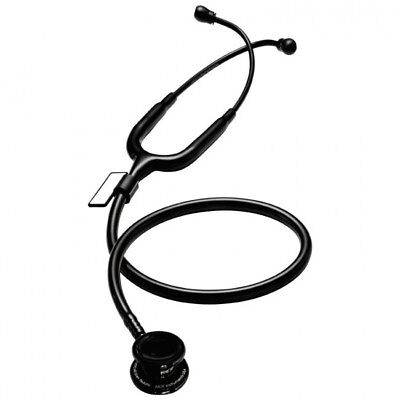 Mdf Instruments Md One Premium Dual Head Pediatric Stethoscope Noirnoir Black