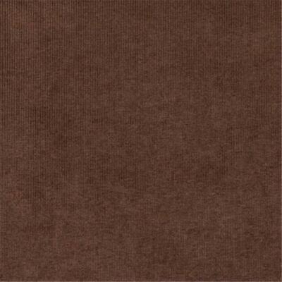 2 Yard Piece Whole Piece-Camel Brown Raised Weave Cotton Blend Velvet