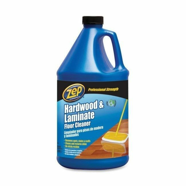 Top 5 hardwood and laminate floor cleaners ebay for Hardwood floor cleaner