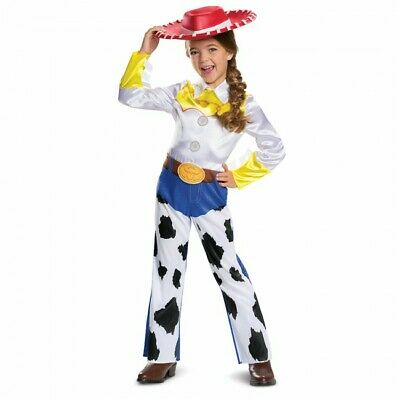 Disguise Disney Toy Story Film Jessie Cowgirl Kinder Halloween Kostüm - Jessie Kostüm Kinder