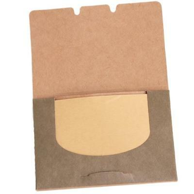 Practical Oil Control Blotting Paper Facial Makeup Clean Tissue 100 Sheets - LD