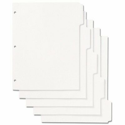 Binder Index (Skilcraft Loose-leaf Binder Index Sheet)