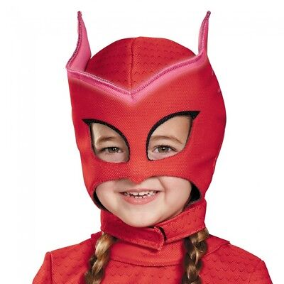 en Owlette Deluxe Kinder Mädchen Halloween Kostüm 18700 (Pyjama Mädchen Halloween-kostüm)