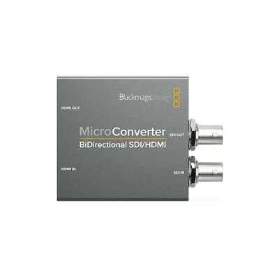 BMD Micro Converter - BiDirectional SDI/HDMI - No Power Supply - Stock in Miami