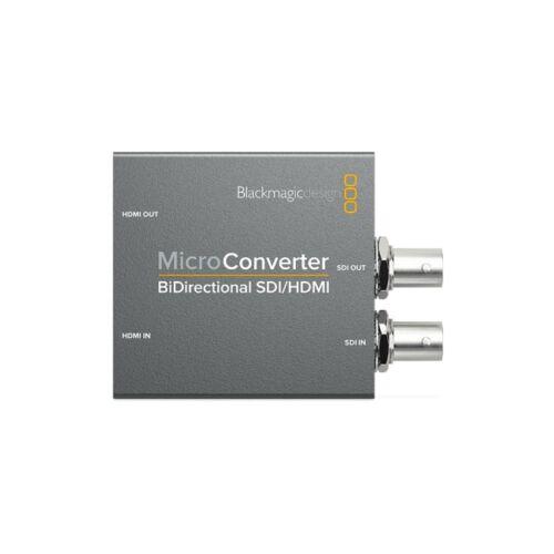 BMD Micro Converter - BiDirectional SDI/HDMI with Power Supply  - Stock in Miami