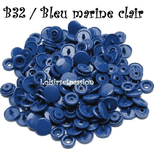Couleur B32 / BLEU MARINE CLAIR