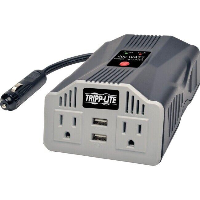 TRIPP LITE PV400USB 400W Car Inv 2Pt USB