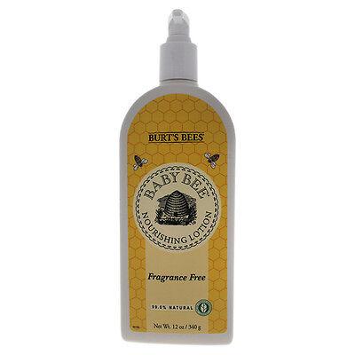 Baby Bee Nourishing Lotion-Fragrance Free Burt's Bees 12 oz