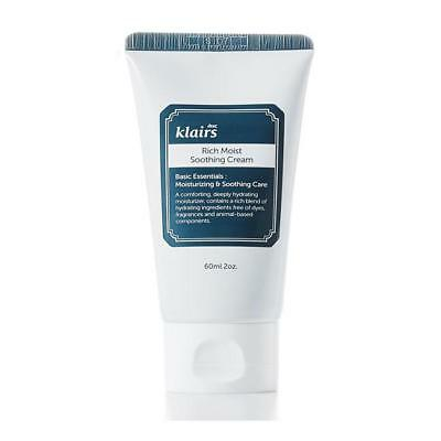 KLAIRS Rich Moist Soothing Cream 60mL