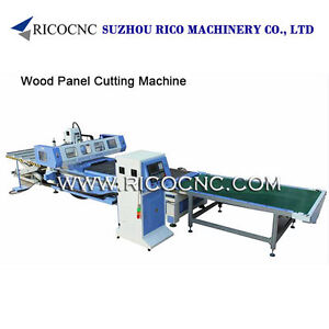 Furniture Making Machine Wood Panel Cutting Machine