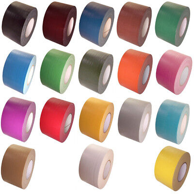 Colored Duct Tape 4 inch x 60 yard - Color Duct Tape