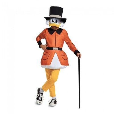 DuckTales - Scrooge McDuck Deluxe Child Costume