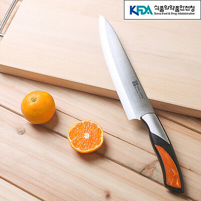 33cm Knife Kitchen Cutlery Japanese Chef EASY GRIP Knives Sashimi Cook Sushi AA