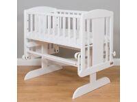 BR baby Stockholm glider crib