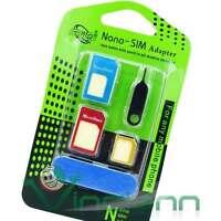 Kit 5in1 Adattatore Nano Micro Sim Limetta Ago Spillo Per Nokia Lumia 1020 Dri - nokia - ebay.it