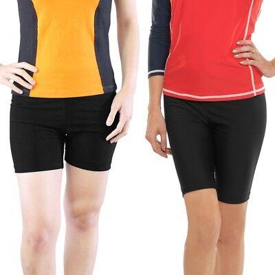 Women Swim Shorts Ladies Surf Pants Bikini Bottom Running Exercise Clothes