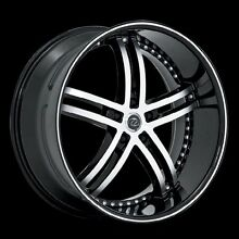 22 inch Zenetti wheels and tyres Newcastle 2300 Newcastle Area Preview
