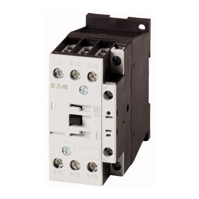 XTCE032C01B6, EATON, Dilm32-01(24V60Hz) 277283 Moeller Contactor 15Kw/400V/Ac