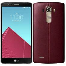 "DUAL SIM!!!  LG G4 5.5"" 32GB 3GB RAM (model H818P) many Extras! Five Dock Canada Bay Area Preview"