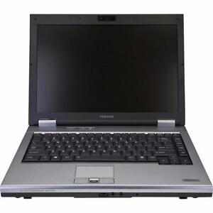 Toshiba Tecra A10 - Win 7 Pro - www.infotechcomputers.ca