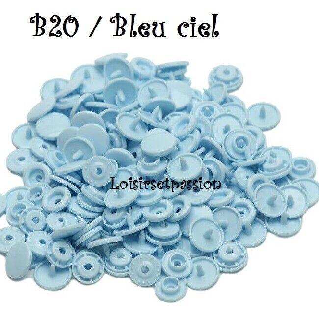 Couleur B20 / BLEU CIEL