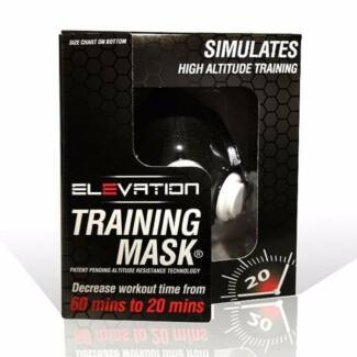 Elevation Training Mask 2.0 High Altitude Training MMA Boxing Blacktown Blacktown Area Preview