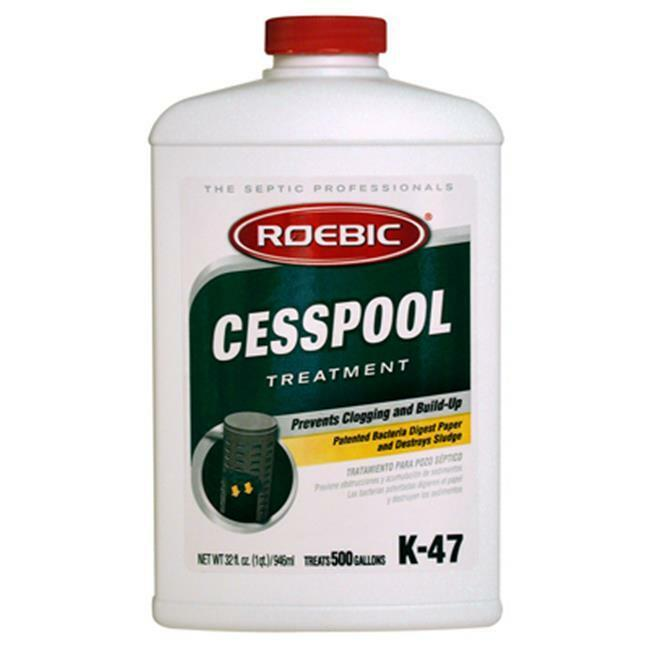 Roebic K-47-Q-12 Cesspool Treatment - 32 oz.
