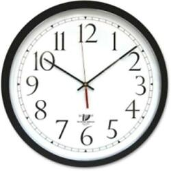 Chicago Lighthouse Industries ILC67800613 Self Set Wall Clock 14.5 in.