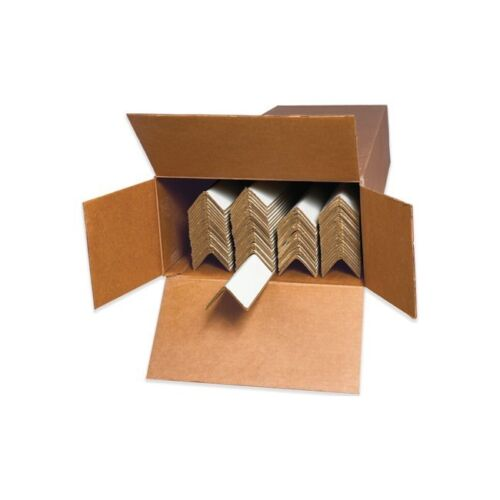 "Edge Protectors - Cased, .120, 2"" x 2"" x 48"", 100/Case"