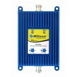 Wilson Cell Phone Signal Booster - 75ohm In-Line signal Booster