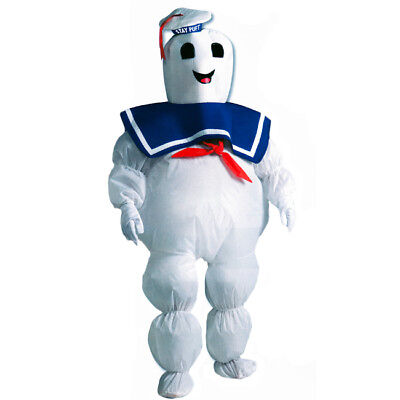 Kids Inflatable Stay Puft Marshmallow Man](Marshmallow Man Costume Kids)