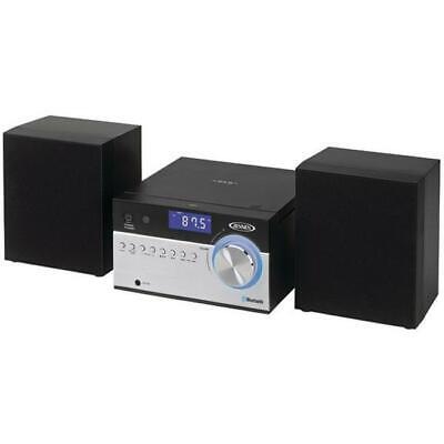 Jensen JBS-200 Bluetooth CD Music System with Digital AM & F