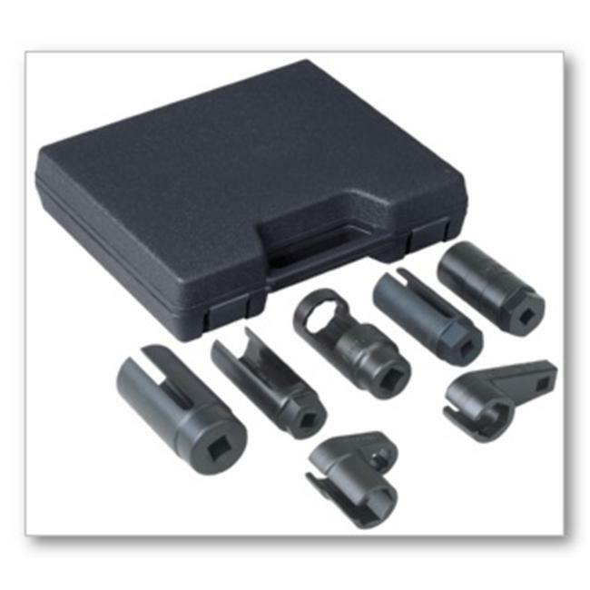 Otc 4673 7 Piece Oxygen Sensor Socket Set